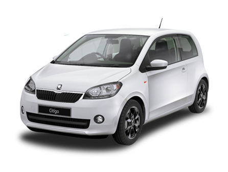 Rent a ŠKODA Citigo Automatic or similar car in Crete