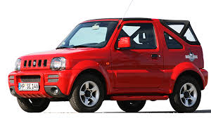 Rent a Suzuki Jimny 4x4  Convertible or similar car in Crete