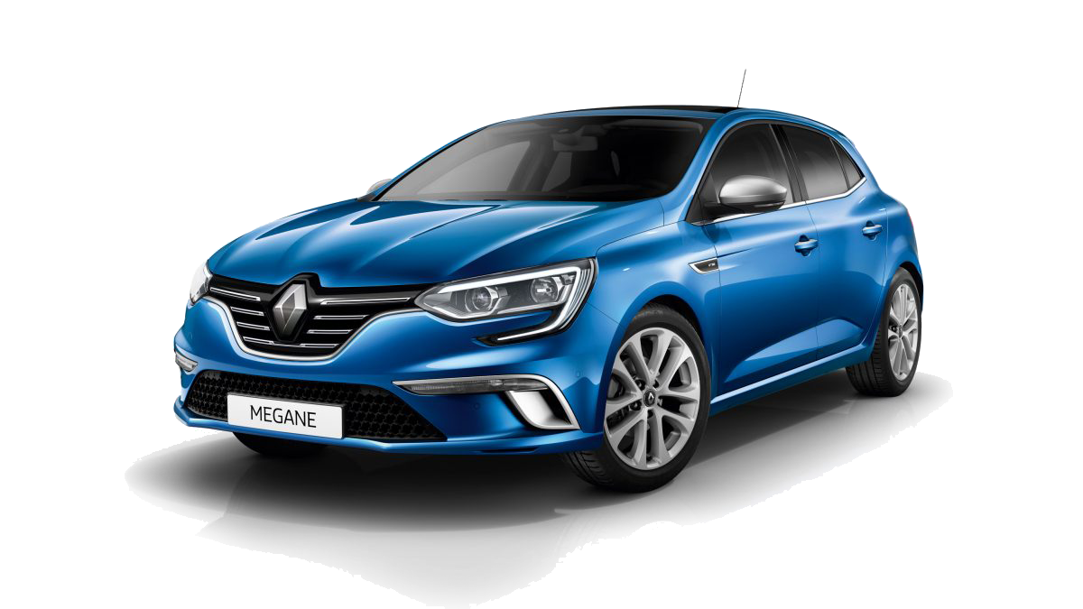 Rent a Renault Megane or similar car in Crete