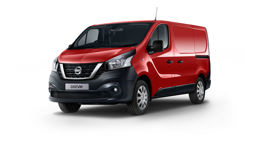 Rent a Nissan NV300 or similar car in Crete