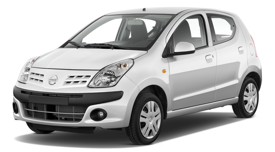 Rent a Nissan Pixo or similar car in Crete
